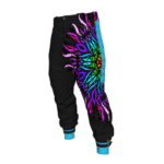 Mandala Effect Pants