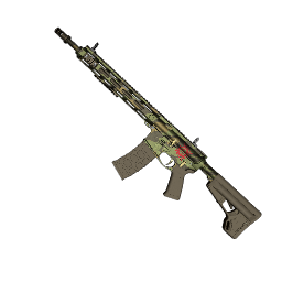 Mercenary AR-15